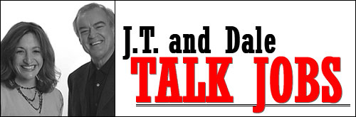J.T. and Dale Talk Jobs